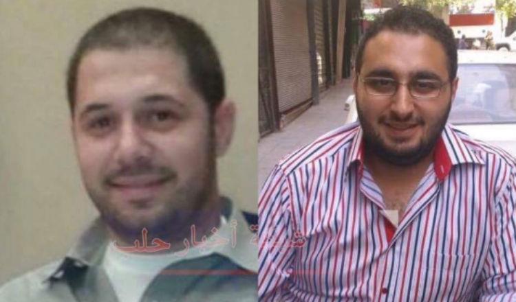 شهداء جدد في حلب.. موفسيس موفسيسيان وكاسبار شاتويان