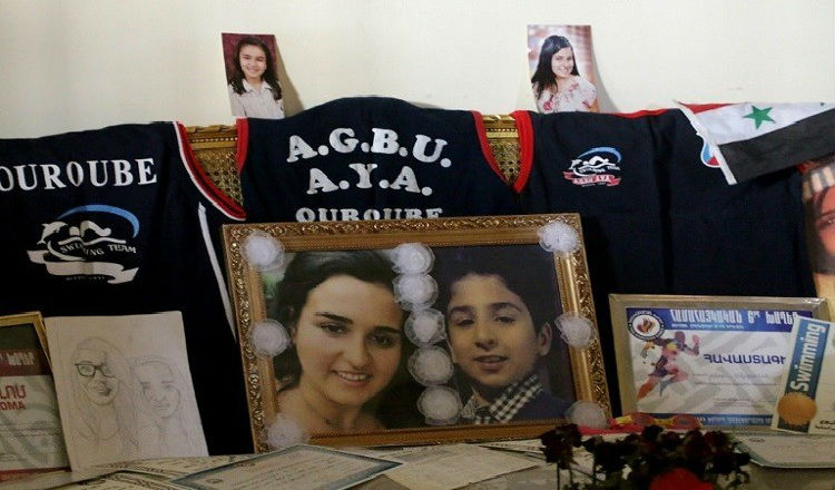 روسيا اليوم: قذيفة طائشة تنهي حياة بطلة سورية