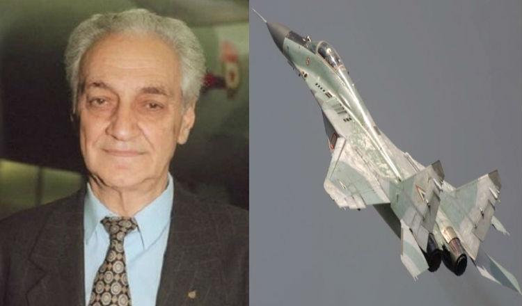 """وفاة مصمم طائرة """"ميغ-29"""" إيفان ميكويان عن 90 عاما"""