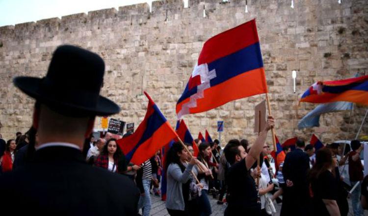 إسرائيل تقرر تحويل 50 دونم من أرض أرمنية إلى حديقة قومية