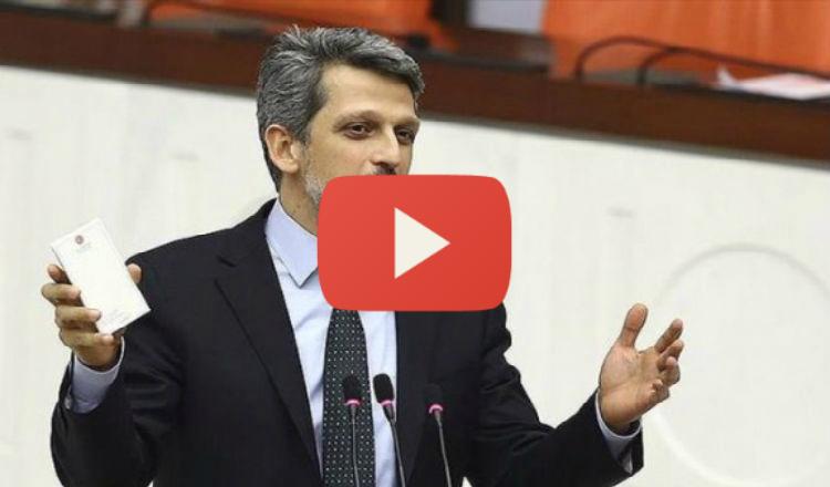 بالفيديو: كلمة كارو بايلان التي بسببها ابعد عن البرلمان التركي