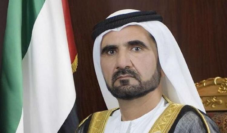 رئيس وزراء أرمينيا يبعث رسالة تعزية للشيخ محمد بن راشد آل مكتوم