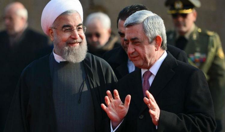 أرمينيا وإيران.. مصالح مشتركة تثير القلق التركي الأذربيجاني