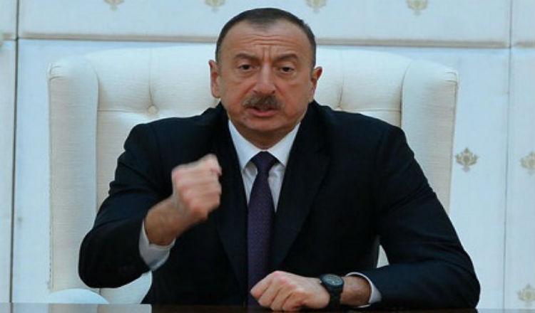علييف: لن نسمح بإقامة دولة أرمنية في كاراباخ
