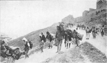 الأرمن في سوريا بعد العام 1915.. بقلم: آرا سوفاليان