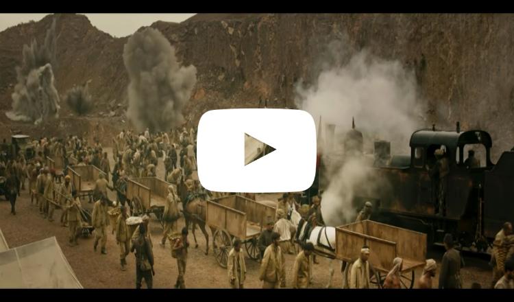 التريلر الرسمي الثاني الخاص بالفيلم الحديث عن الإبادة الأرمنية – الوعد