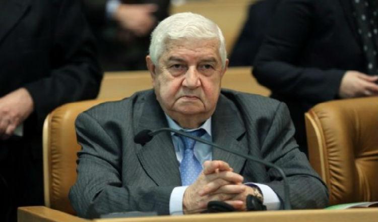المعلم: من يرتكب العدوان ضد السوريين هو نفسه من ارتكب الإبادة بحق الأرمن