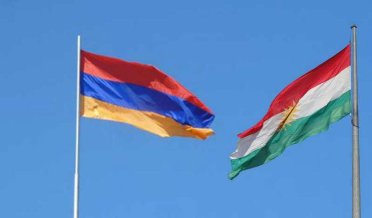 ساركيسيان يصدر مرسوم يقضي بافتتاح قنصلية أرمنية في كردستان العراق