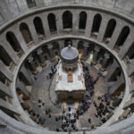 بمشاركة نالبانديان.. افتتاح موقع قبر السيد المسيح في القدس