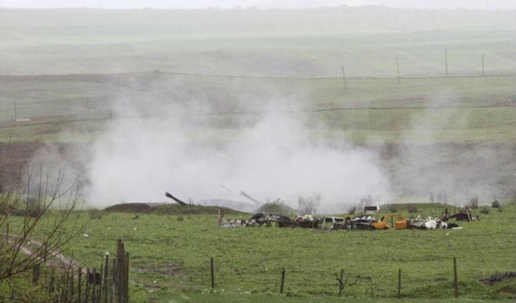 استشهاد 6 جنود أرمن ومقتل أذربيجاني في اشتباكات مسلحة