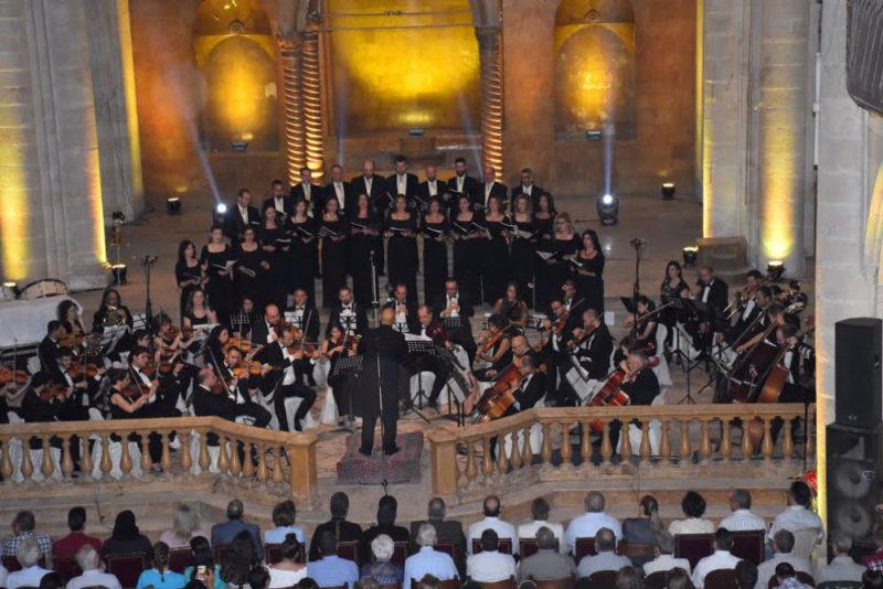 من رماد الحرب.. أول أمسية موسيقية في حلب منذ خمس سنوات
