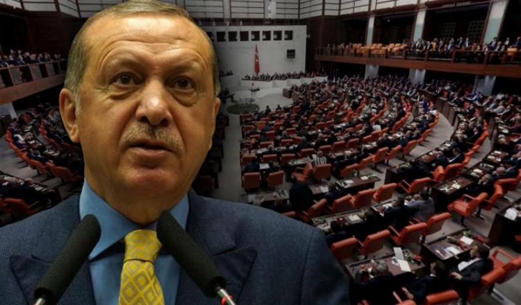 """الكيان التركي الأردوغاني يقر قانون لمعاقبة كل من يذكر """"إبادة الأرمن"""" داخل البرلمان"""