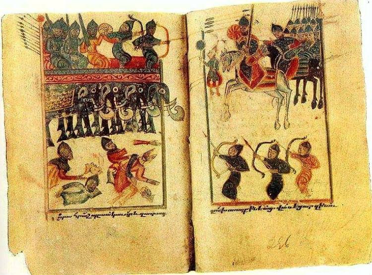 معركة الفيلة (آفاراير) التي انتصر فيها الأرمن.. بقلم: محمد المسيح