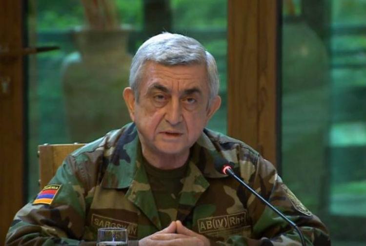 ساركيسيان: الأسلحة الروسية لأذربيجان أكثر الجوانب المؤلمة فى علاقتنا بروسيا