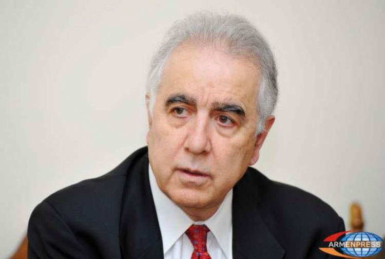 هاروت ساسونيان: اعتراف ولاية تكساس بالإبادة الأرمنية صفعة للوبي التركي
