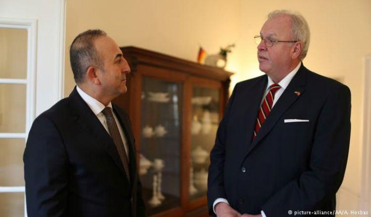 تركيا تستدعي السفير الألماني للمرة الـ 17 بسبب الأرمن