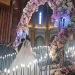 بالصور: حفل زفاف أسطوري لابن أغنى رجل أرمني