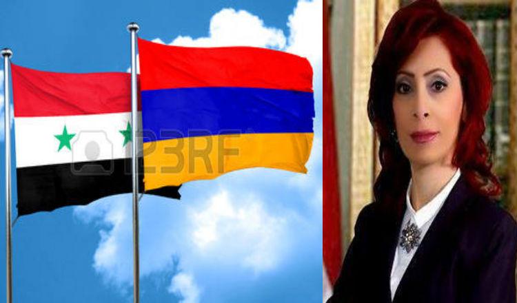 سورية وأرمينيا، تاريخ عريق من الصداقة والمتانة في العلاقات.. بقلم: نورا أريسيان