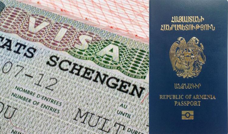 بروكسل تطالب يريفان ببدء الاستعدادات لحصول مواطنيها على تأشيرات شنغن
