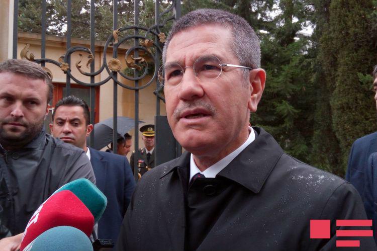 """وزير الدفاع التركي: أراضي أذربيجان ستتحرر من """"الاحتلال الأرمني"""" عاجلا أم آجلا"""