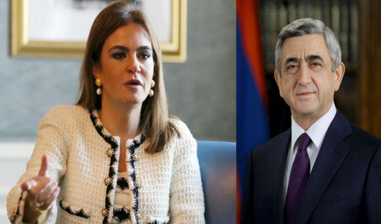 ساركيسيان: العلاقات التاريخية بين الشعبين المصري والأرمني قوية