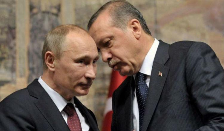 ماذا ناقش بوتين وأردوغان وراء الأبواب المغلقة؟