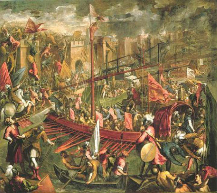 كبوة القسطنطينية.. بقلم: آرا سوفاليان