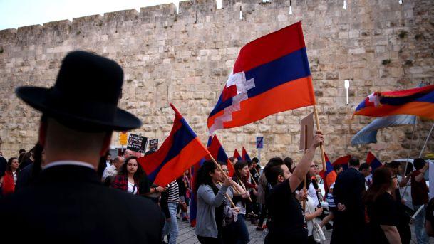 فلسطين بتتكلم أرمني.. بقلم: رشا قاسم