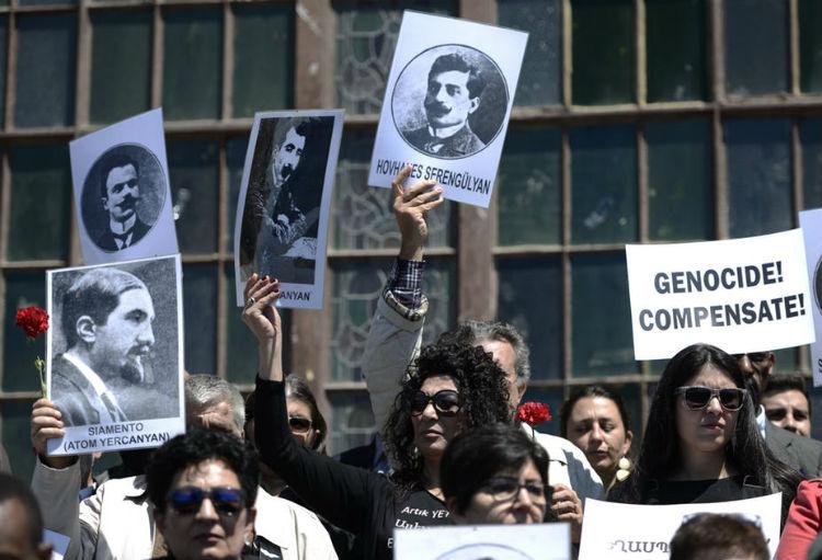 مجزرة الأرمن التي هي أيضاً مجزرة الوعي والاجتماع التركيّين