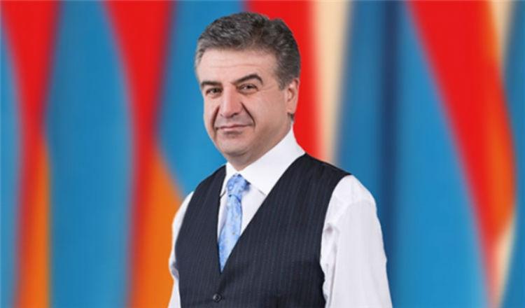 رئيس وزراء أرمينيا يعلن عن انشاء منطقة تجارية حرة مع ايران قريبا