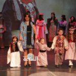 عرض للأزياء الشعبية الأرمنية في عمّان
