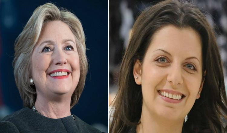 فوربس: مارغريتا سيمونيان تسبق هيلاري كلينتون في قائمة أكثر نساء العالم تأثيرا