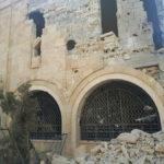 بعد تحريرها من داعش.. 4 صور ترصد حجم الدمار في كنيسة شهداء الأرمن في دير الزور