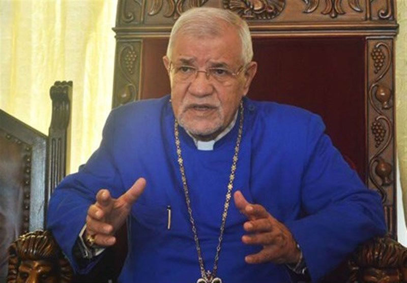 رئيس اساقفة طهران للأرمن يمنتع عن المشاركة في احتفالية مجلس كنائس آسيا بميانمار