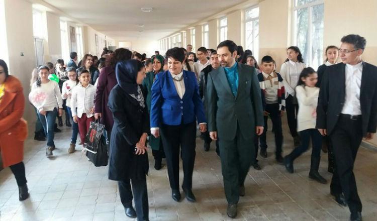 إیران تؤسس مركز تعلیم اللغة الفارسیة فی أرمینیا
