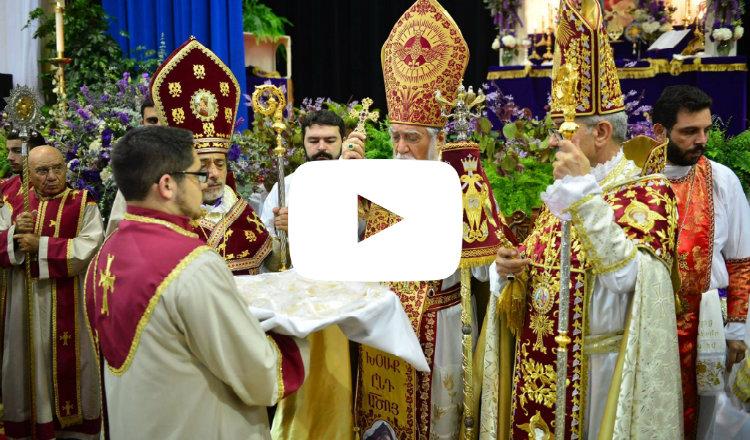 بث مباشر: قداس الميلاد من أنطلياس
