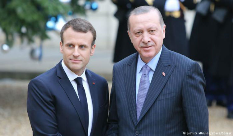 أرمن فرنسا: أردوغان كشف عن وجهه الديكتاتوري في باريس