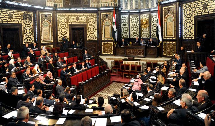 رئيس مجلس الشعب حموده صباغ يزور مطرانية الأرمن الأرثوذكس مهنئناً بالعيد