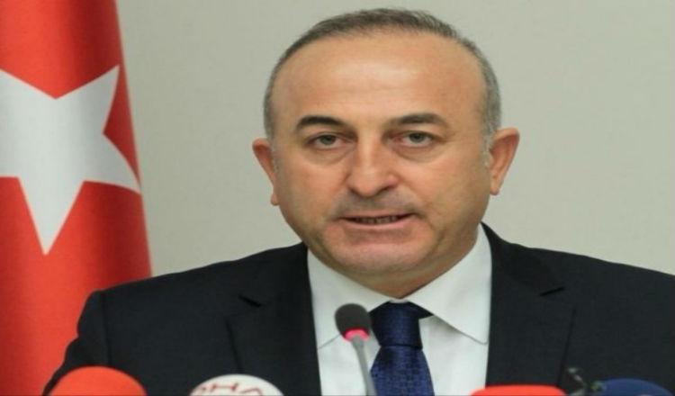 التوتر ما يزال قائم.. جاويش أوغلو: تركيا أكثر أمناً من الولايات المتحدة