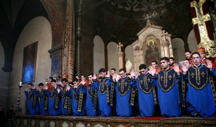 الرهبنة عند الكنيسة الأرمنية الرسولية