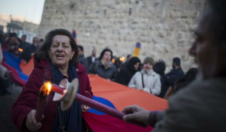 القدس الأرمنية في ضوء قرار ترامب اعتبارها عاصمة لإسرائيل
