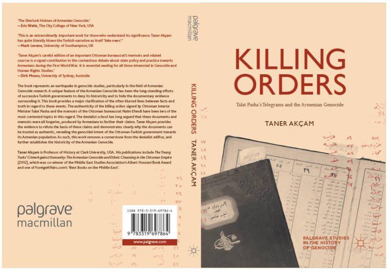 مؤرخ تركي بصدد نشر وثائق خطيرة عن الإبادة الجماعية الأرمنية