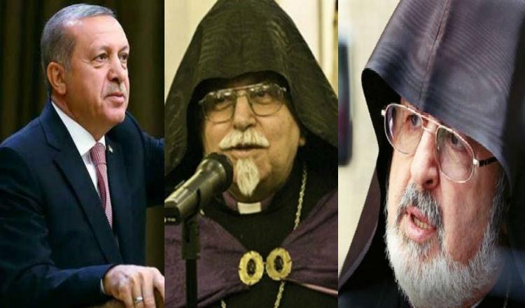 في سابقة خطيرة.. السلطات التركية تلغي انتخاب بطريرك الأرمن في اسطنبول