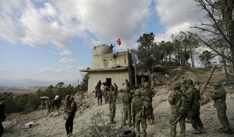 مسؤول تركي: الأكراد يقومون بالتطهير العرقي ضد العرب والأرمن والترك شمالي سوريا