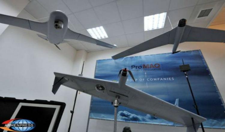 أرمينيا تنتج 3 أنواع من الطائرات بدون طيار متعددة الوظائف وذات ذخيرة موجّهة