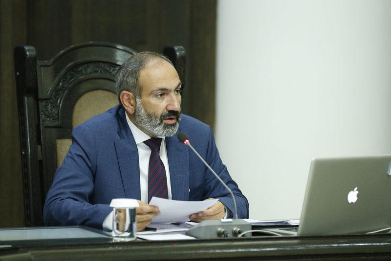 باشينيان يختار نائبه الأول ويعين وزراء التعليم والإدارة والشتات