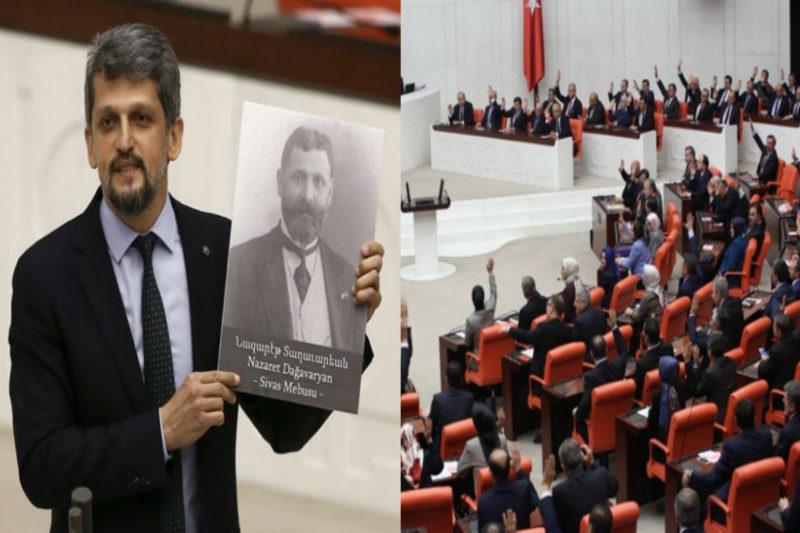 البرلمان التركي يرفض مشروع قانون للاعتراف بالإبادة الجماعية الأرمنية