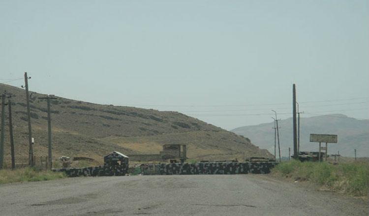 مقتل جندى أذربيجاني فى منطقة ناخيتشيفان الأرمنية المحتلة