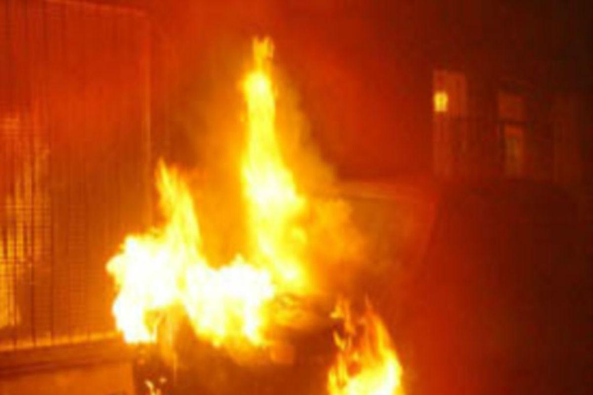 """انفجار سيارة رئيس تحرير صحيفة """"هايكاكان جاماناك""""، نيكول باشينيان"""