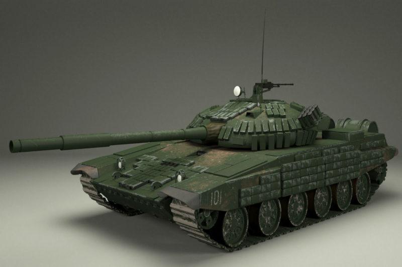 أرمينيا تعمل على تطوير دبابة T72
